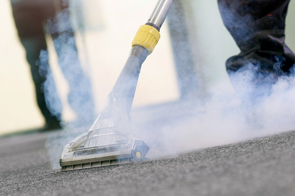 BENEFITS OF STEAM CARPET CLEANING