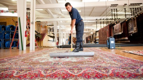 CPR Area Rug Cleaning