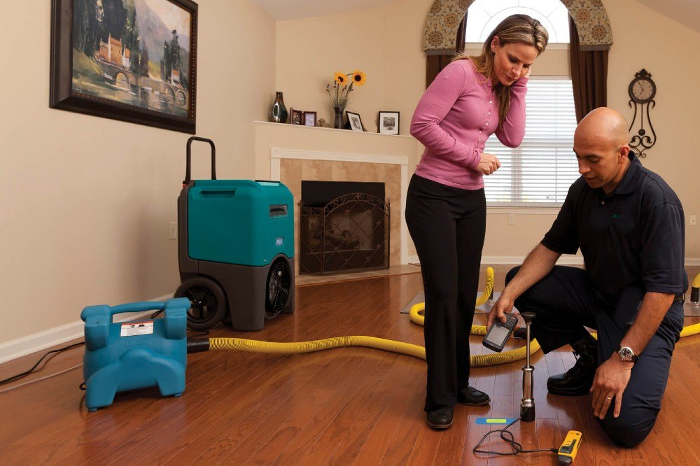 Experienced and Certified Water Damage Specialists