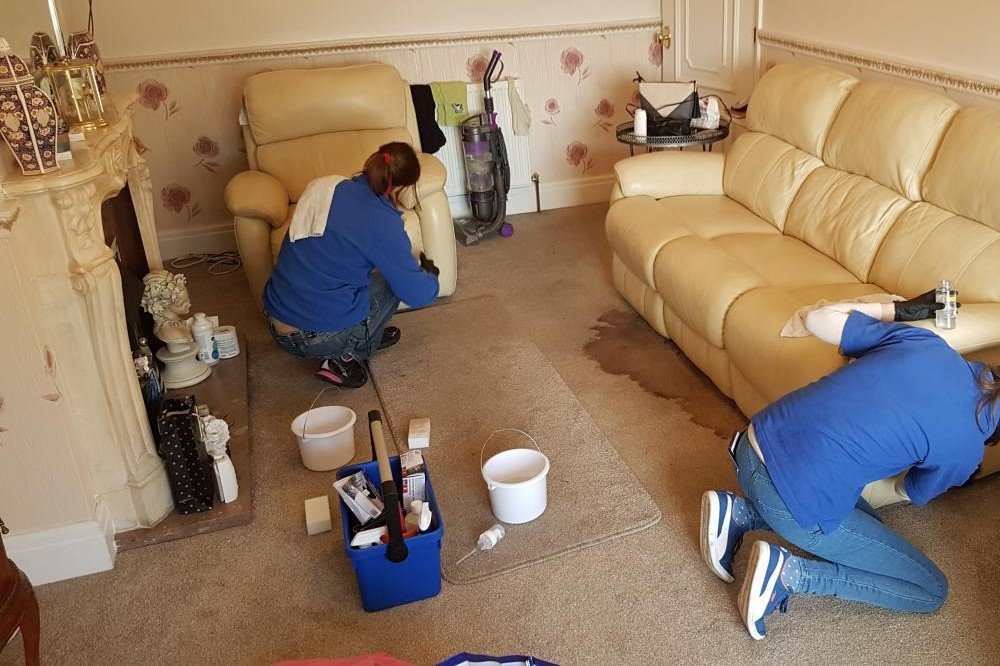 How to Clean Leather Sofas