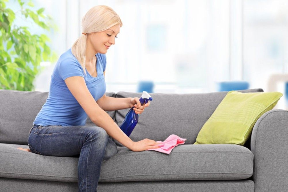 How to Clean Upholstered Furniture to Keep Your Sofa Looking Spotless