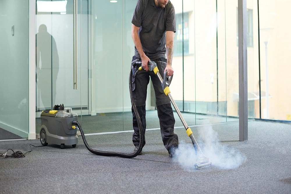 MORE SAVINGS WITH STEAM CARPET CLEANING