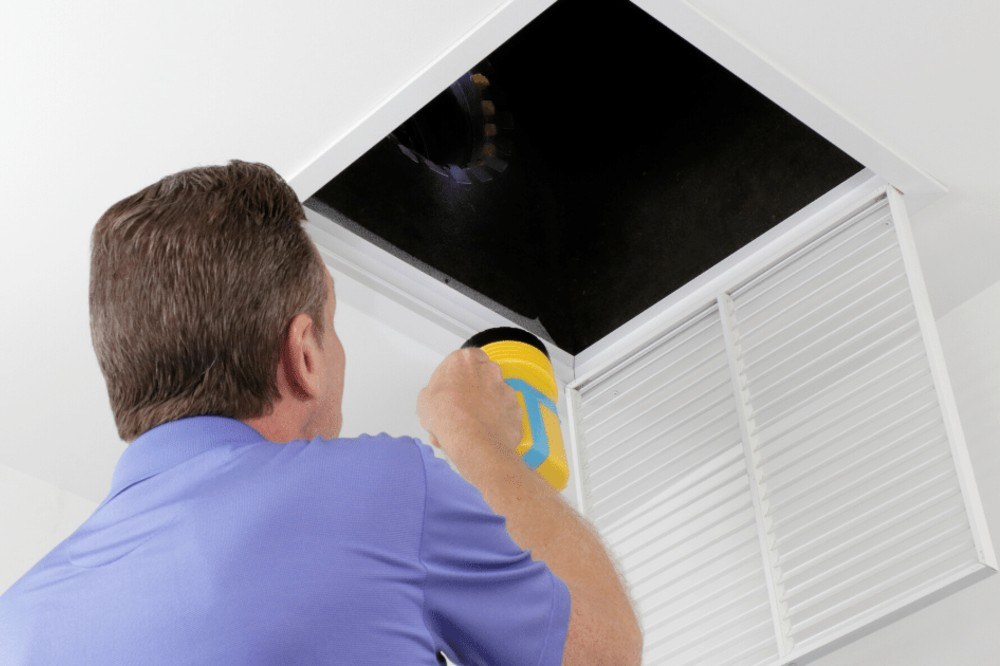 Our Home Air Duct Cleaning Process