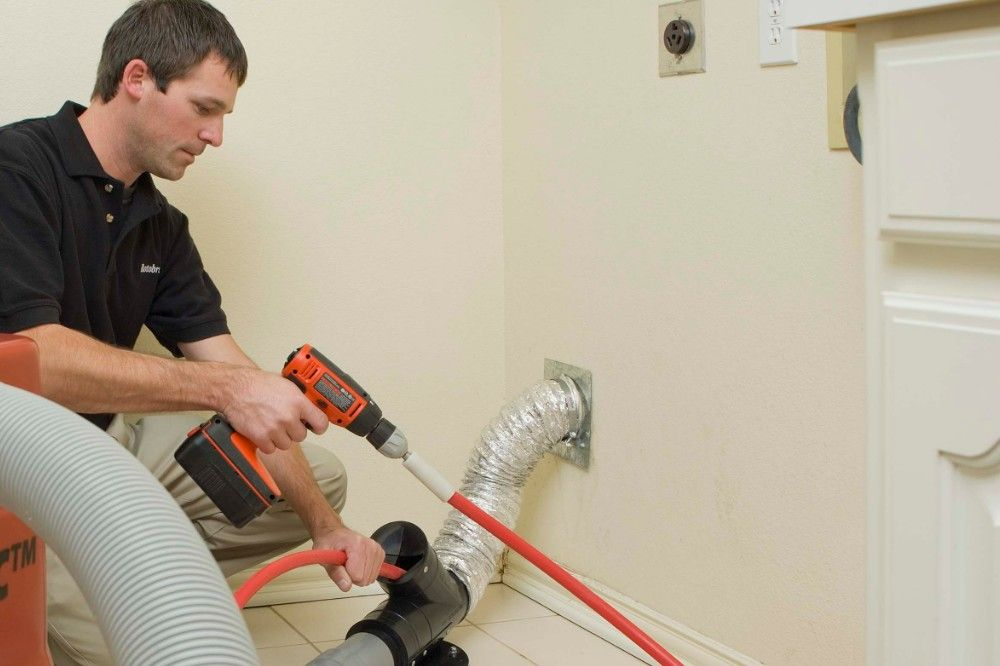 What is Dryer Vent Cleaning